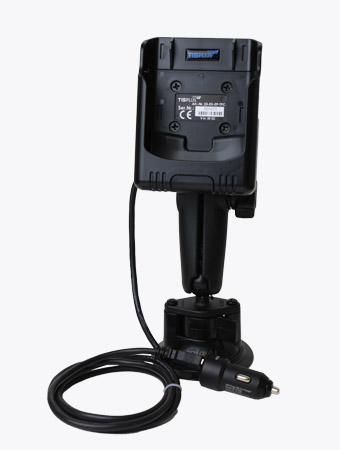 TISPLUS Fahrzeughalterung für Zebra TC 56/57