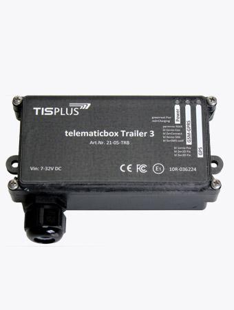 TISPLUS Telematicbox Trailer