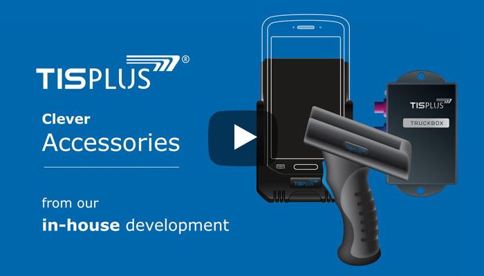 TISPLUS hardware accessories for logistics