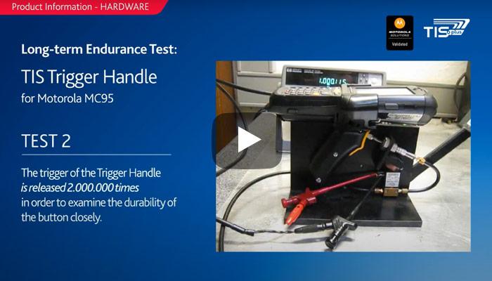 TISPLUS Trigger Handle Test