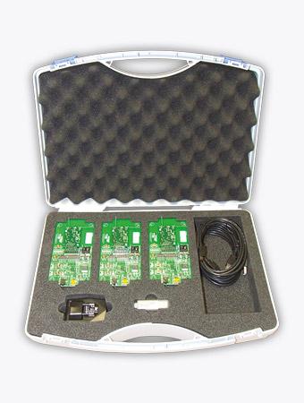 TISPLUS Hardware Zubehör für die Logistik: MD40 Evaluation Kit für das DECT MD40-Modul