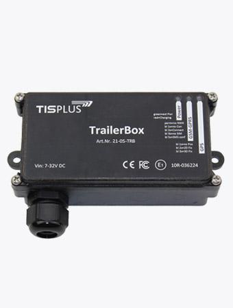 Logistik-Zubehör: TISPLUS Trailerbox